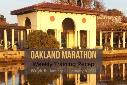 Oakland Marathon Recap 6