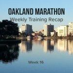 Oakland Marathon Recap 16