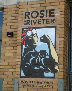 Rosie the Riveter WWII Home Front National Historic Park