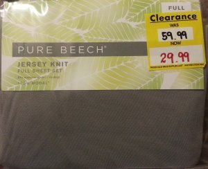 Pure Beech Sheets