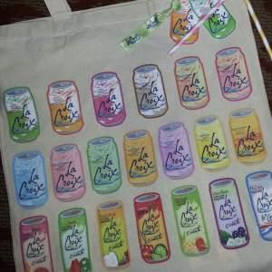 LaCroix Tote Bag