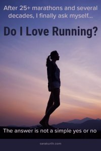 Do I Love Running