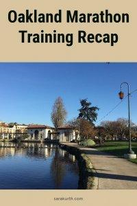 Oakland Marathon Recap 5