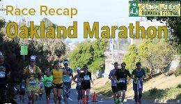 Oakland Race Recap