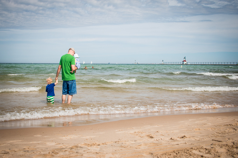 silver beach St. Joseph, Michigan