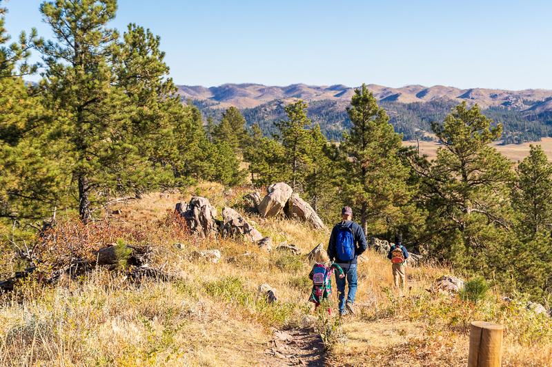 Wind Cave National Park Rankin Ridge Trail