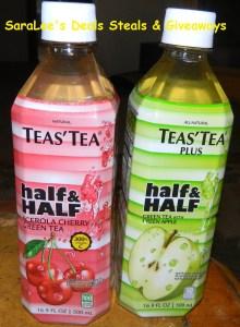TEAS' TEA half&HALF