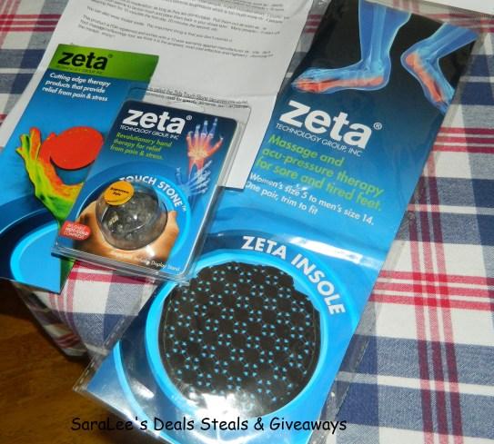 Zeta Insole