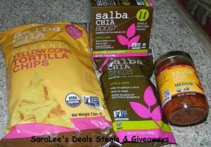 Salba products