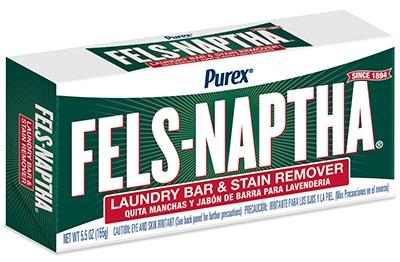 Purex Fels-Naptha Laundry Bar