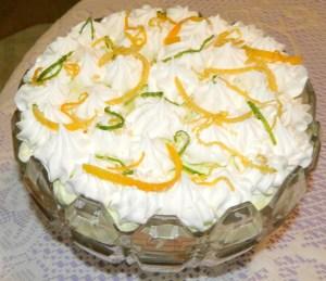 Avocado Trifle