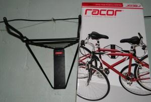 Double Folding Bike Rack