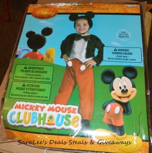 Disney Mickey Mouse Deluxe