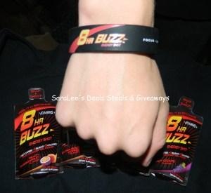 8hr Buzz Energy Shots
