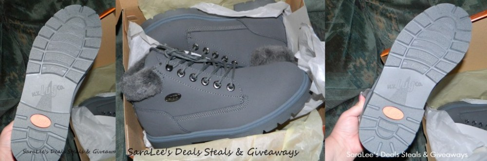 Lugz: Drifter with Fur Boots (3/4)
