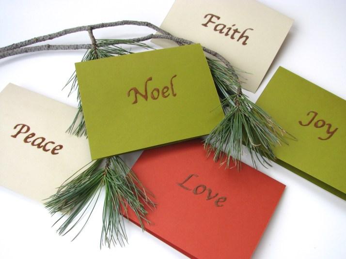 4Spiced Christmas Cards