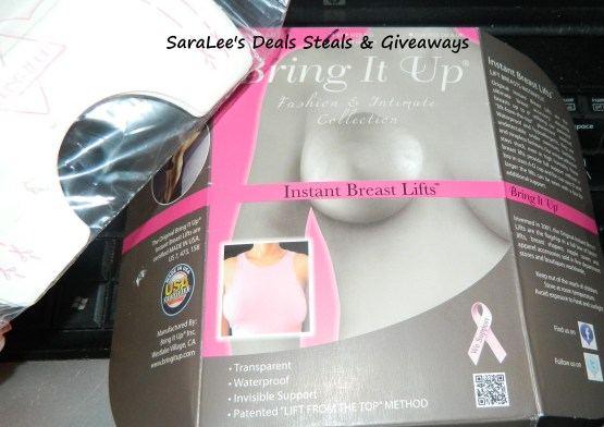 Bring It UP Instant Breast Lift