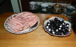 Ham & Olives