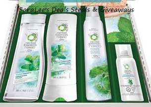 Herbal Essences Naked Collection & $50 Walmart GC Giveaway 1/4 Daily US (2/3)