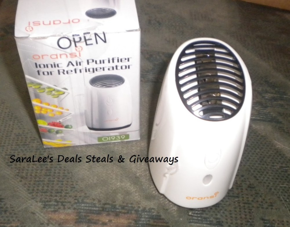 Oransi Ionic Fridge Air Purifier (3/4)