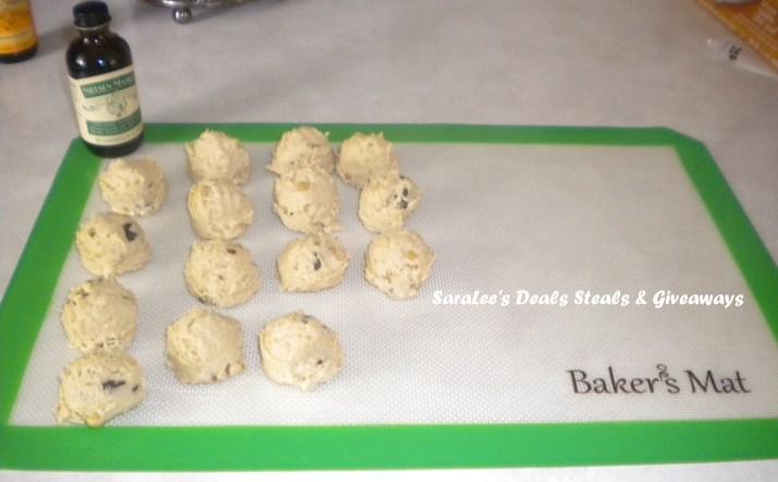 baker's mat