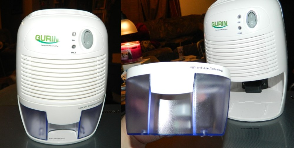Gurin Electric Compact Dehumidifier (2/3)