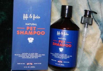 Fifi & Fido Dog Shampoo