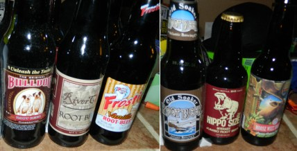 Variety 6-Pack Root Beer of the Month