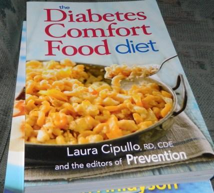 The Diabetes Comfort Food Diet Paperback