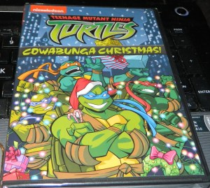 Teenage Mutant Ninja Turtles: Cowabunga Christmas DVD
