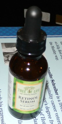 Tree of Life Beauty: Retinol Cream Anti Wrinkle Serum 1oz