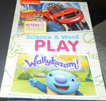 Science & Word Play Gift Set DVD