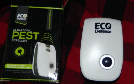 Eco Defense Ultrasonic Pest Repeller
