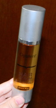 Opulent: Hair Serum with Argan Oil + Vitamin E