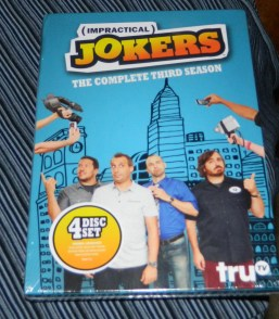 Impractical Jokers: Season 3 DVD set