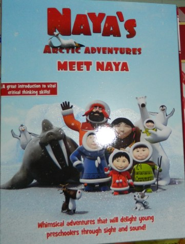 Naya's Arctic Adventures: Meet Naya