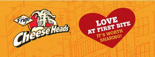 Frigo Cheese Heads - Share The Love Sweepstakes