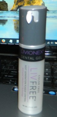 Airless Pump of LIVFREE Livionex Dental Gel