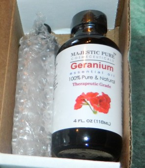 Majestic Pure Geranium Essential Oil
