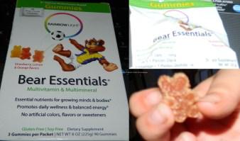 Rainbow Light Gummy Bear Essentials Multivitamin & Multimineral