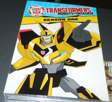 Transformers Robots In Disguise: Season 1