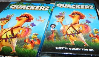 Quackerz DVD
