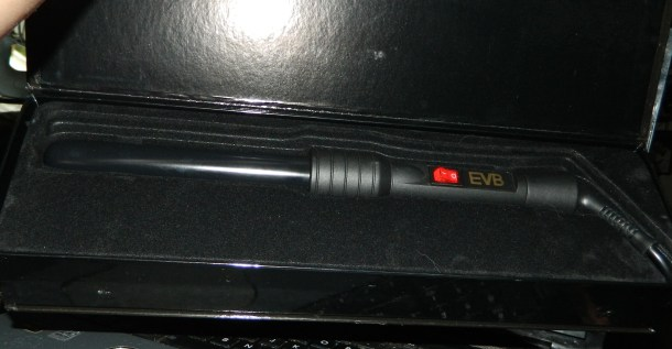 EVB Ceramic Hair Curling Iron Wand