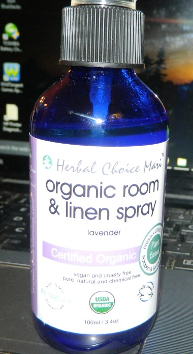 Herbal Choice Mari Room & Linen Spray Lavender