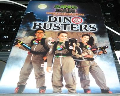 Dino Dan: Dinobusters DVD
