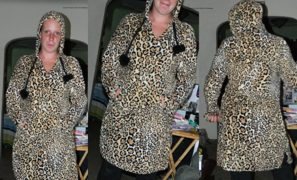 Just Love Robe / Leopard