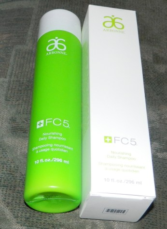 Arbonne: FC5 Nourishing Daily Shampoo 10 FL Oz