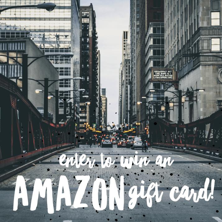 September 2016 Amazon Giveaway