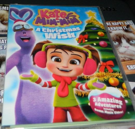Kate & Mim-Mim: A Christmas Wish DVD