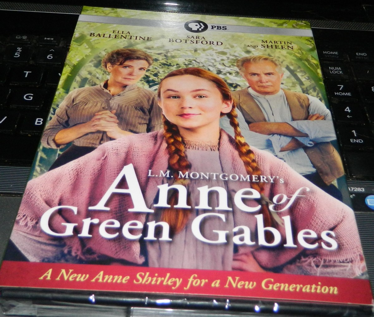 Anne of Green Gables: DVD